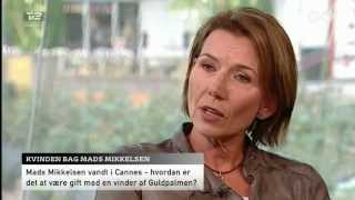 Download Mads Mikkelsen's Wife Hanne:' It's me who won Mads' Video