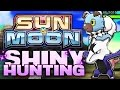 Download SHINY HUNTING - Pokemon Sun and Moon! [SPOILER FREE!] LET'S GET THIS SHINY TODAY! Video