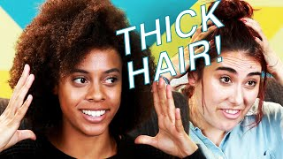 Download Thick Hair Problems! Video