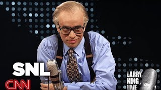 Download Larry King Live: J. K. Rowling on Dumbledore's Sexuality - SNL Video