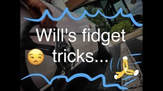 Download Wills fidget spinner tricks Video