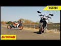 Download 2017 KTM RC 200 & RC 390 | First Ride | Autocar India Video
