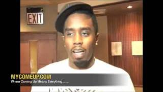 Download P Diddy's Words Of Wisdom Video