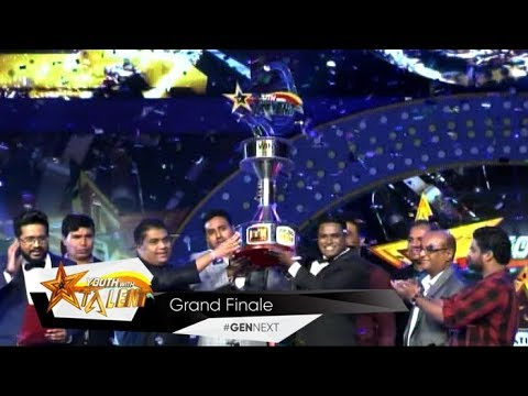 Youth With Talent - Generation Next - Grand Finale - (10-03-2018)