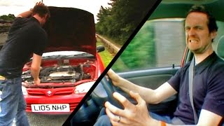 Download Driving A Car With No Oil #TBT - Fifth Gear Video