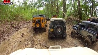 Download RC Offroad Adventures at Tampines Quarry - mudding at Devil's Backbone GoPro Hero 2 On Board Cam Video