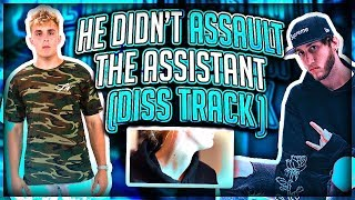 Download Banks Accused of Assaulting Jake Paul's Assistant (Diss Track?) Video