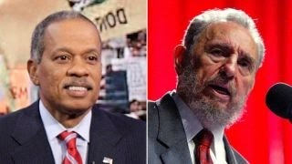Download Juan Williams reacts to Fidel Castro's death Video