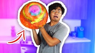Download DIY How To Make GIANT BOUNCY BALL! Video