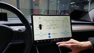 Download Tesla Model 3 Delivery, Screen Tutorial Fully Explained Video