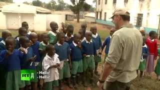 Download Once upon a time in Africa: Russian father of 32 kids visits Africa to see his 33rd son Video