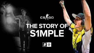 Download The Story of S1mple Video