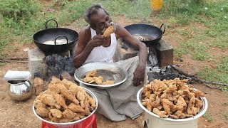 Download KFC Chicken / 100 Legs / 100 Wings / Prepared by my DADDY / Village food factory Video