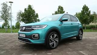 Download VW T-Cross 1.0 TSI R-line test Video