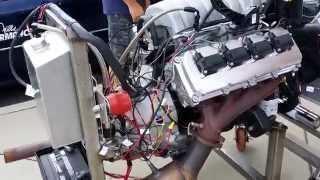 Download Hellcat Killer- 1000 HP 6.4 Hemi build on test stand Video