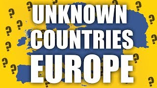 Download Unknown Countries In Europe! Video