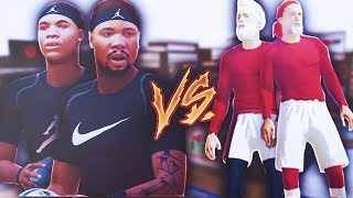Download 2 BROTHERS VS GLITCHING CHEATERS 'YOU GOTTA SEE WHAT THEY DID!' NBA 2K19 TREANDJ Video