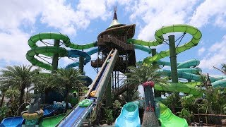 Download Our First Look At Volcano Bay Universal Orlando's New Water Theme Park! Video