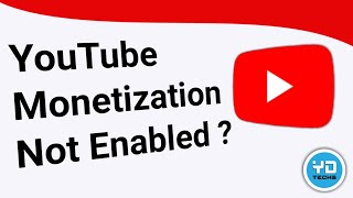 Download YouTube Monetization Not Enabled | YouTube Monetization Problem | youtube monetization kaise kare Video
