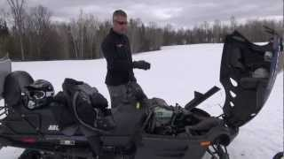 Download How to start your Arctic Cat if the pull chord breaks! PowerModz! Video