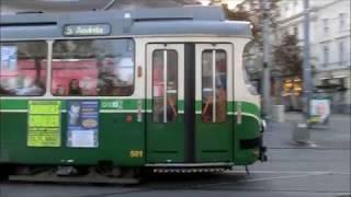 Download Graz Austria GVB Trams 4th and 5th of October 2013 Inbusclub Veneto Video