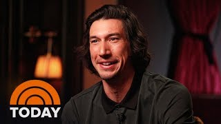 Download 'Star Wars' Villain Adam Driver Hopes Fans Are Happy With Kylo Ren's Fate | TODAY Video