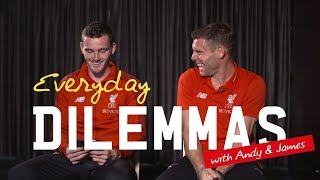Download Milner and Robertson answer 'Everyday Dilemmas' | The perfect cuppa, red or brown sauce and more Video
