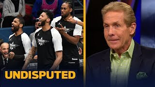 Download Players demanding trades has 'gotten a little out of control' — Skip Bayless | NBA | UNDISPUTED Video