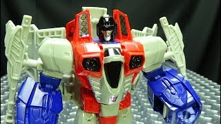 Download Power of the Primes Voyager STARSCREAM: EmGo's Transformers Reviews N' Stuff Video