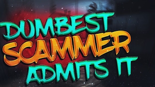 Download Dumbest CS:GO Scammer ADMITS TO SCAMMING! (Ft. MattCS) Video
