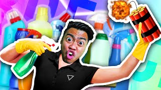 Download EXTREME CLEANING WITH DYNAMITE! | Breach and Clean Video