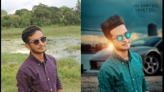 Download Photoshop Manipulation Tutorial For beginner | make your first manipulation Photo Video