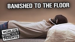 Download Banished to the Floor | World's Strictest Parents Video