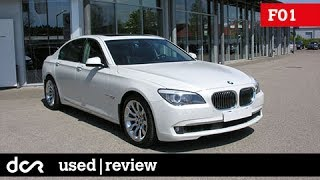 Download Buying a used BMW 7 series F01 - 2008-2015, Buying advice with Common Issues Video
