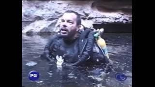 Download scuba, cave diving ''The Big Black'' The last dive of David Shaw 21 43, XviD format Video