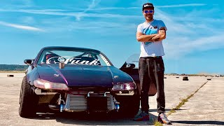 Download Zajíždění motoru 2JZ / Rally Taxi Subaru Impreza #KRSTDRFT drift lifestyle vlog #295 Video