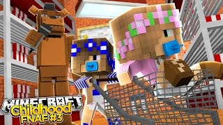 Download Minecraft Childhood FNAF - TRAPPED IN THE SUPERMARKET! #3 Video
