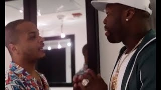 Download T.I. Confronts 50 Cent About Money He Owes Video