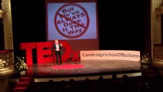 Download Enjoying the Absurd   Walid Abboud   TEDxCambridgeSchoolofBucharest Video
