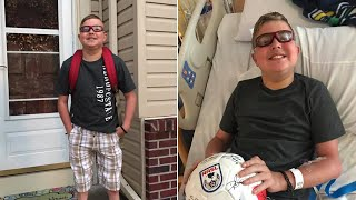 Download Teen Dies On First Day of School 5 Months After Heart Transplant Video