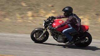 Download Ducati Monster Highside Crash Video