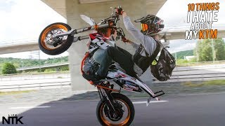 Download 10 Things I Hate About MY KTM! (KTM 450 EXC 2016) Video