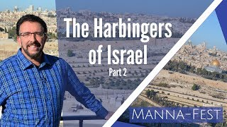 Download The Harbingers of Israel- Part 2 | Episode 868 Video