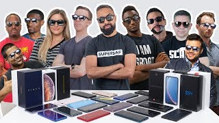 Download Our Favorite Smartphones of 2018 - YOUTUBER Edition with MKBHD, iJustine, Austin Evans + More Video