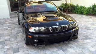 Download 2003 BMW M3 Cabrio for sale by Auto Europa Naples MercedesExpert Video