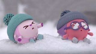 Download Малышарики - Снег (Новая серия 113) Развивающие мультики для самых маленьких Video