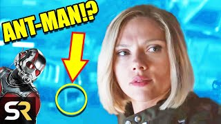Download Marvel Theory: Ant-Man Was Hidden Throughout The Avengers Endgame Trailer Video
