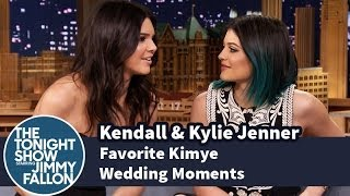 Download Kendall & Kylie Jenner Share Their Favorite Kimye Wedding Moments Video