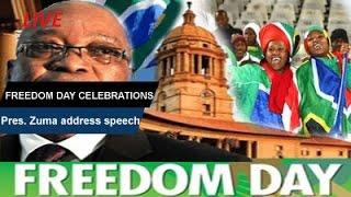 Download Freedom Day Celebrations, Manguzi-KZN: 27 April 2017 Video