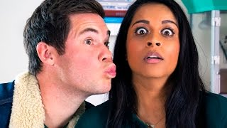 Download When A Brown Girl Dates A White Boy (ft. Adam Devine) Video